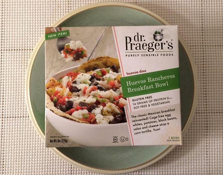 Dr. Praeger's Huevos Rancheros Breakfast Bowl