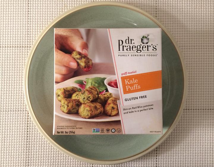 Dr. Praeger's Kale Puffs