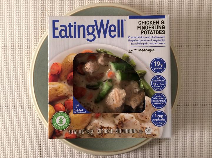 Eating Well Chicken & Fingerling Potatoes