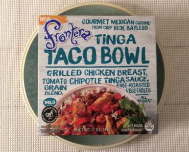 Frontera Tinga Taco Bowl