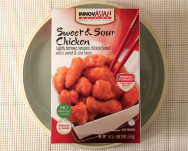 InnovAsian Sweet & Sour Chicken