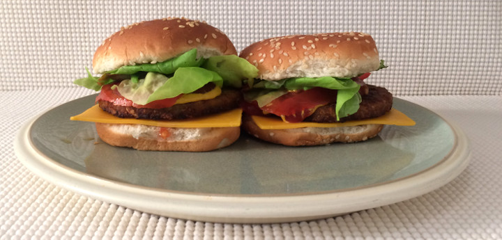 Morningstar Farms Mediterranean Chickpea Veggie Burgers