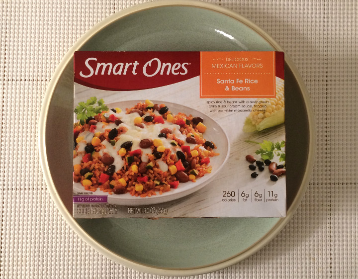 Smart Ones Santa Fe Rice Amp Beans Review Freezer Meal Frenzy