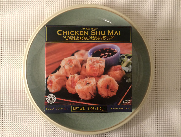 Trader Joe's Chicken Shu Mai