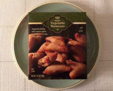 Trader Joe's Mini Vegetable Samosas Review