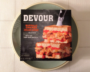 Devour Buffalo Chicken Grilled Cheese