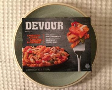 Devour Cajun-Style Alfredo with Sausage & Chicken