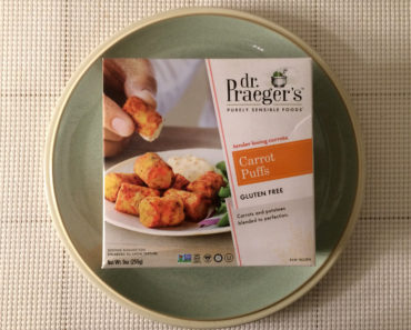 Dr. Praeger's Carrot Puffs Review