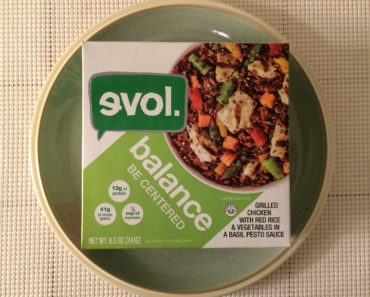 Evol Balance Bowl - Be Centered