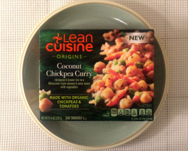 Lean Cuisine Coconut Chickpea Curry