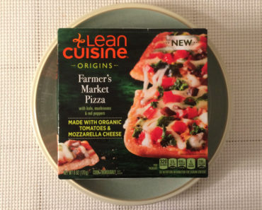 Lean Cuisine Farmer's Market Pizza