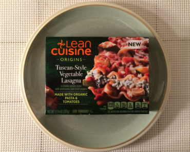 Lean Cuisine Tuscan-Style Vegetable Lasagna