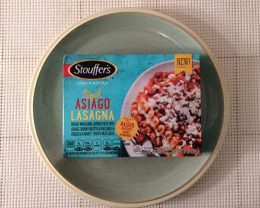 Stouffer's Aged Asiago Lasagna