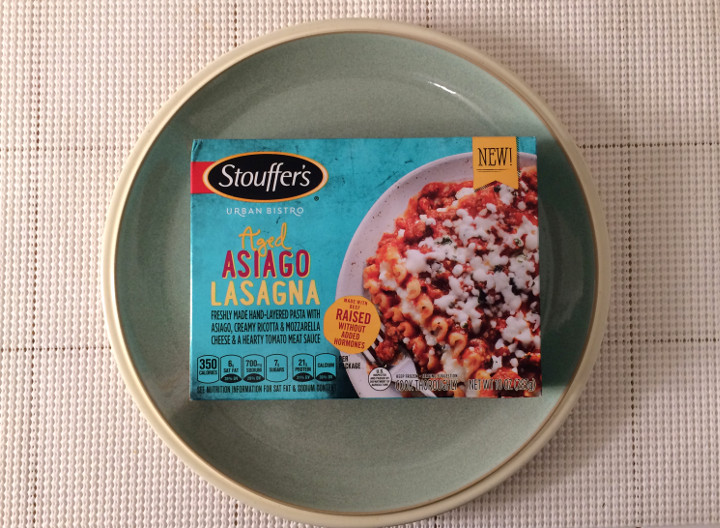 Stouffer's Aged Asiago Lasagna