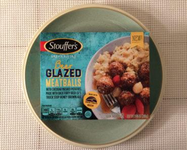 Stouffer's Urban Bistro Beer Glazed Meatballs