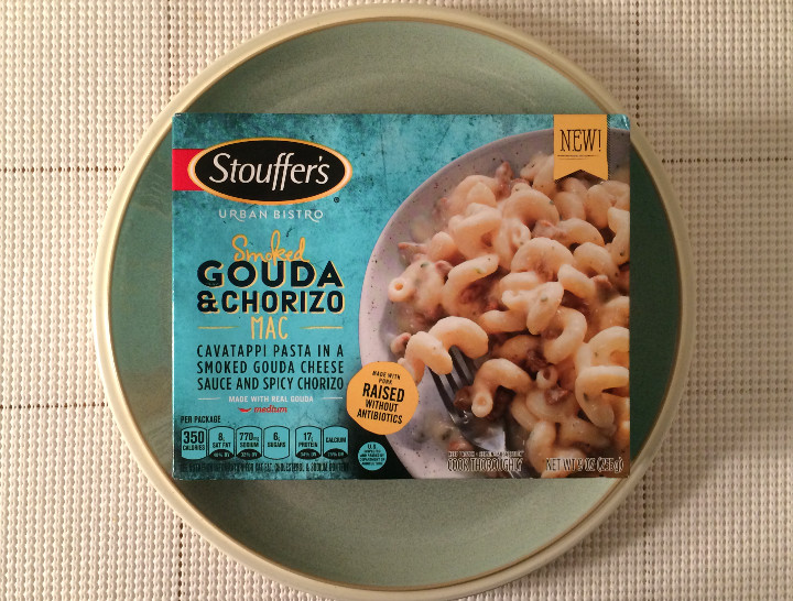Stouffer's Smoked Gouda & Chorizo Mac