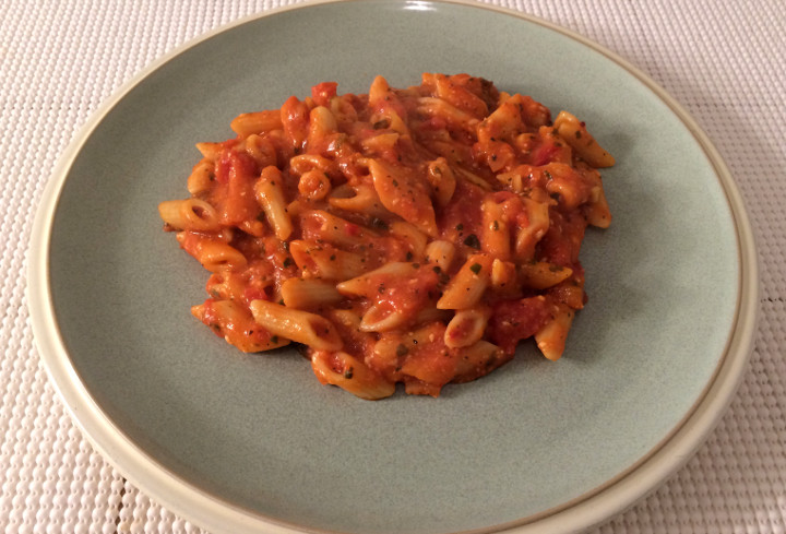 Stouffer's Spicy Pomodoro Penne