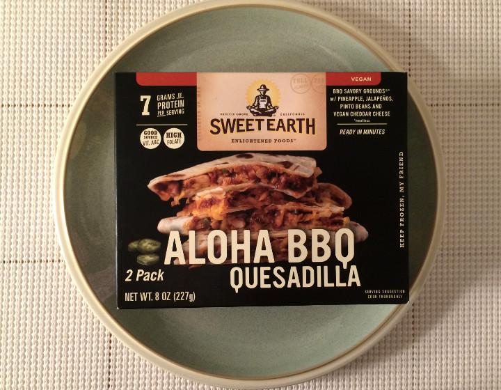 Sweet Earth Aloha BBQ Quesadilla