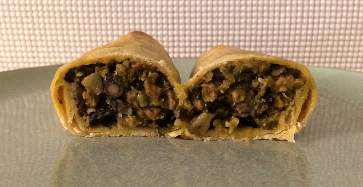 Sweet Earth Brazilian Burrito