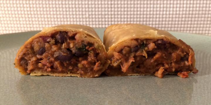 Sweet Earth Mayan Burrito
