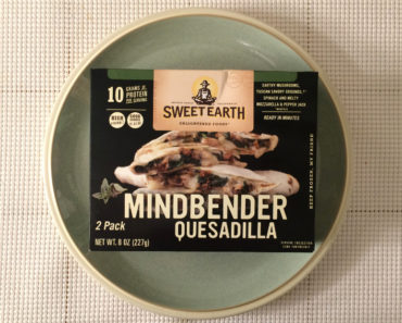 Sweet Earth Mindbender Quesadilla