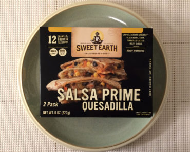 Sweet Earth Salsa Prime Quesadilla