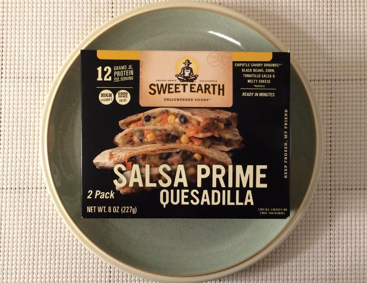 Sweet Earth Salsa Prime Quesadilla
