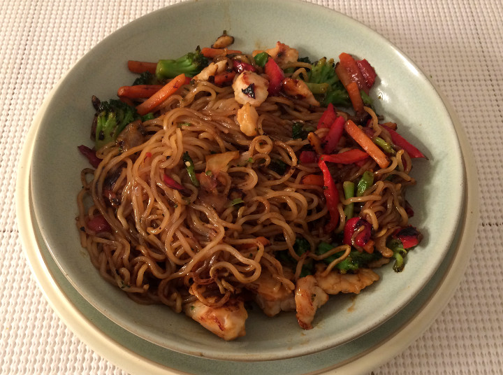 Trader Joe's Low Fat Chicken Chow Mein