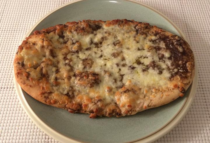Trader Joe's Mushroom & Black Truffle Flatbread Pizza