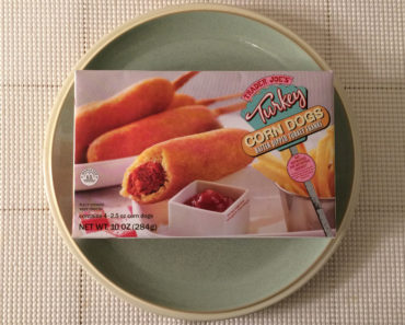 Trader Joe's Turkey Corn Dogs