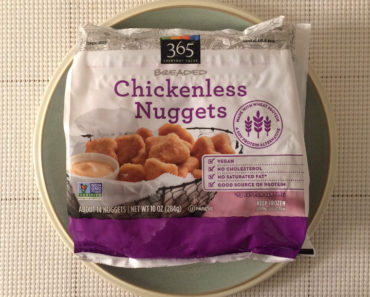 365 Everyday Value Breaded Chickenless Nuggets