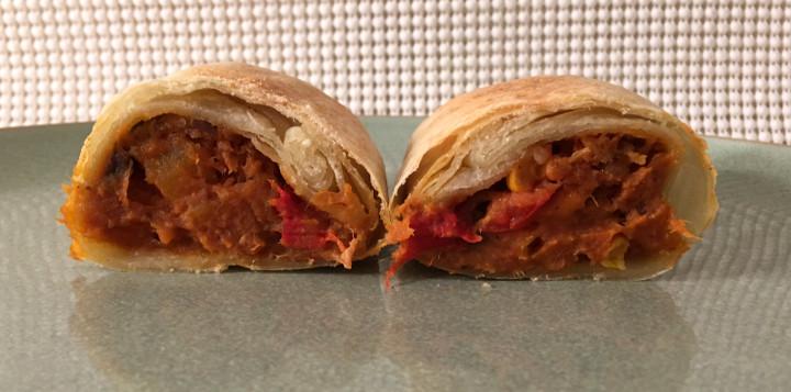 Evol BBQ Seasoned Pulled Pork Burrito