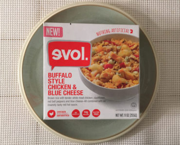 Evol Buffalo Style Chicken & Blue Cheese