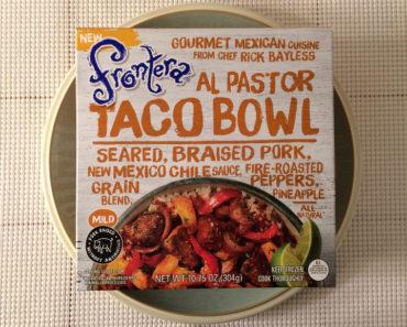 Frontera Al Pastor Taco Bowl