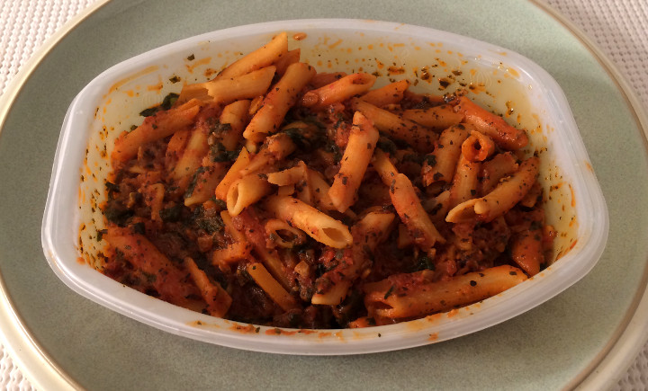 Lean Cuisine Sicilian-Style Pesto with Lentil Pasta