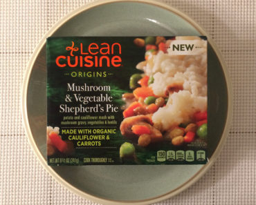 Lean Cuisine Mushroom & Vegetable Shepherd's Pie