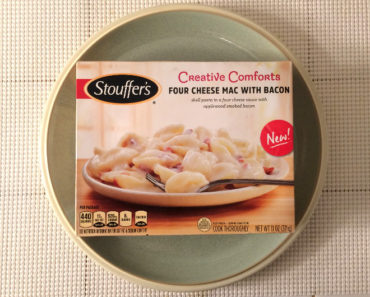 Stouffer's Four Cheese Mac with Bacon