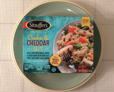 Stouffer's Chicken & Cheddar Grits