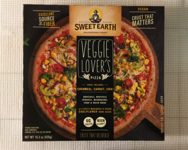 Sweet Earth Veggie Lover's Pizza