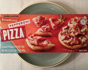 Trader Joe's Bambino Pepperoni Pizza