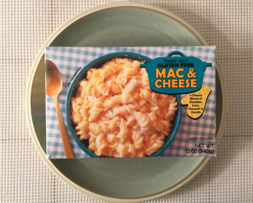 Trader Joe's Gluten Free Mac & Cheese Review