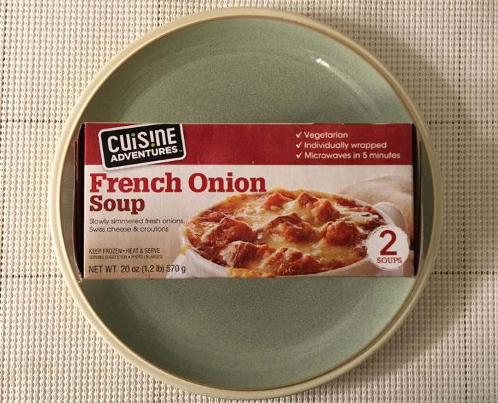 Cuisine Adventures French Onion Soup