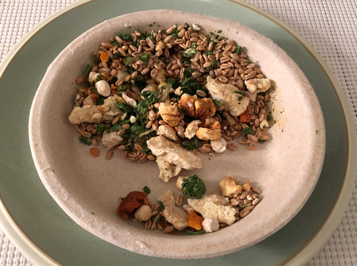 Healthy Choice Chicken Feta & Farro Power Bowl