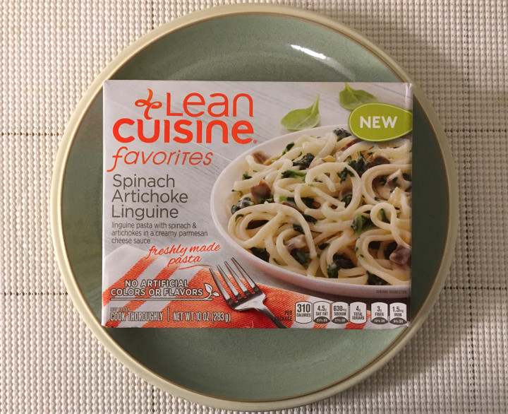 Lean Cuisine Spinach Artichoke Linguine