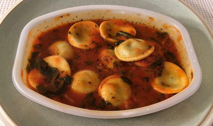Lean Cuisine Origins Ricotta Cheese & Spinach Ravioli