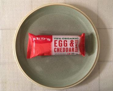 Red's Egg & Cheddar Burrito