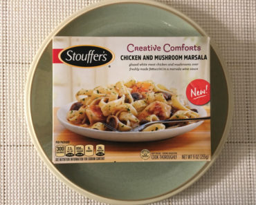 Stouffer's Chicken and Mushroom Marsala