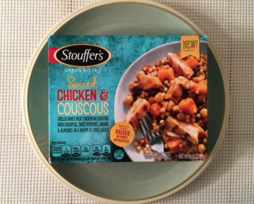 Stouffer's Urban Bistro Spiced Chicken & Couscous