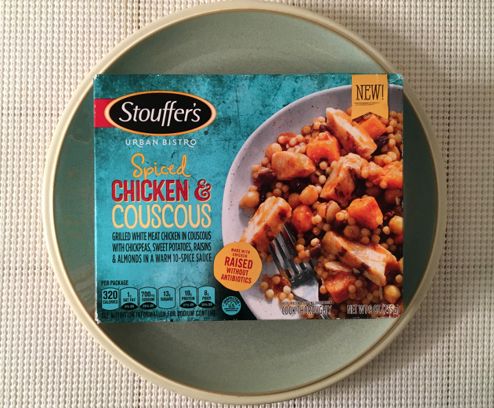 Stouffer's Urban Bistro Spiced Chicken & Couscous