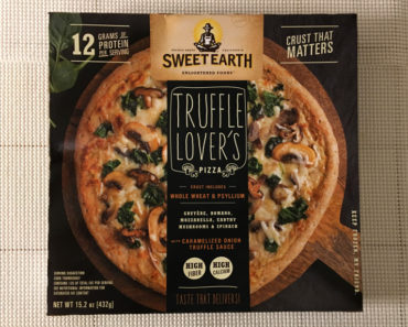 Sweet Earth Truffle Lover's Pizza